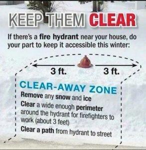 Keep Them Clear