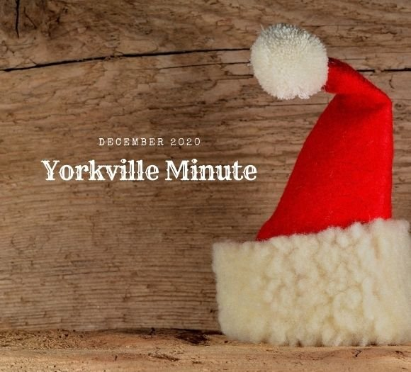 The Yorkville Minute - December 1, 2020