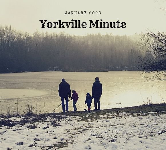 Yorkville Minute Newsletter, January 2, 2020