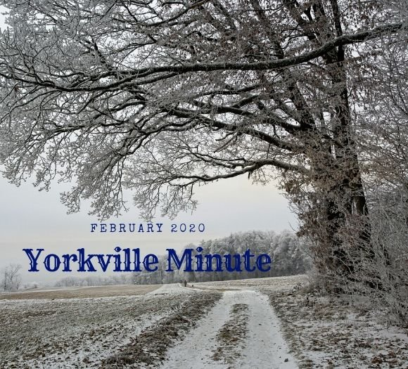The Yorkville Minute - February 18, 2020 Edition
