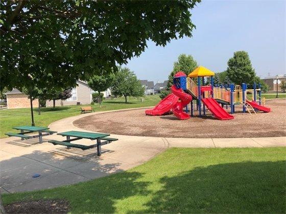 Fox Hill Park Playground