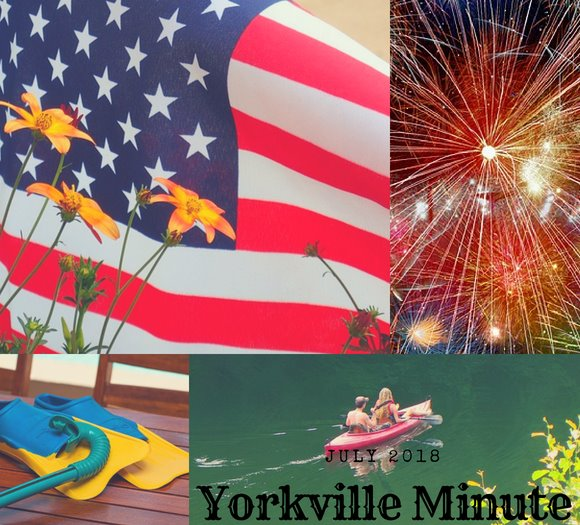 Yorkville Minute - July 2, 2018
