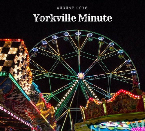 Yorkville Minute - August 15, 2018