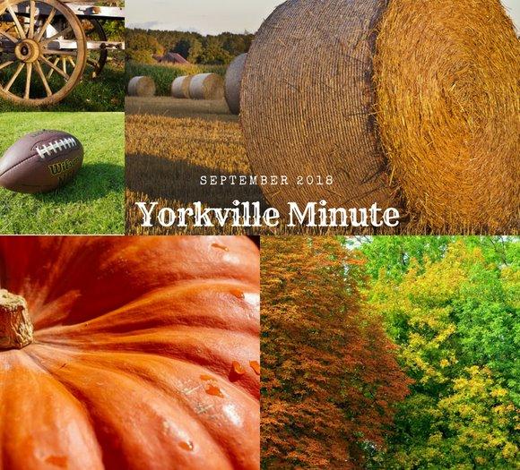 The Yorkville Minute - September 17, 2018
