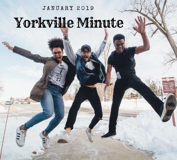 Yorkville Minute January 2, 2019
