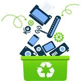 Electronic Recycling Is Back