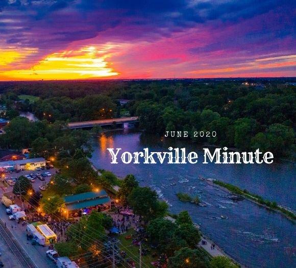 Yorkville Minute Newsletter - June 1, 2020