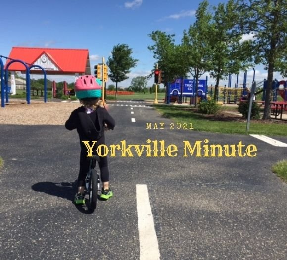 The Yorkville Minute - May 3, 2021 Edition