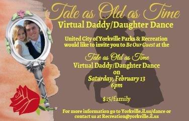 Virtual Daddy Daughter Dance