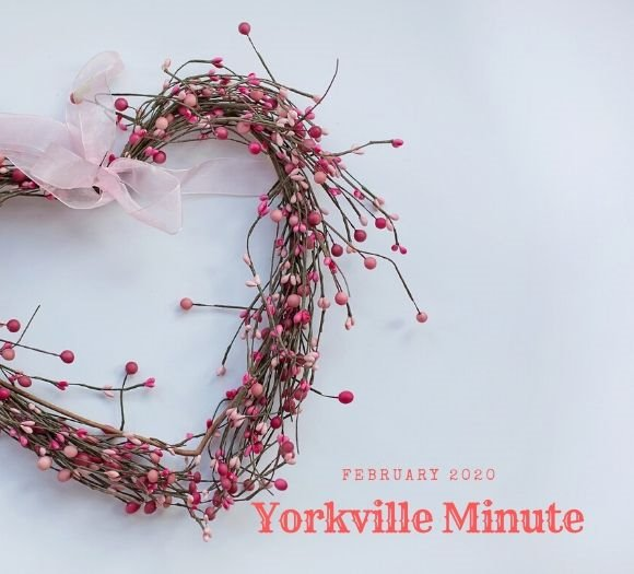 The Yorkville Minute - February 3, 2020 Edition