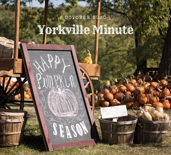 The Yorkville Minute - October 1, 2020 Edition