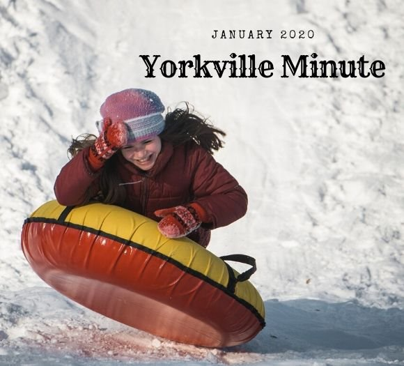 The Yorkville Minute Newsletter - January 15, 2020 Edition