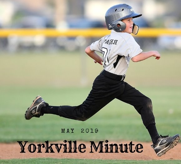 The Yorkville Minute - May 1, 2019 Edition