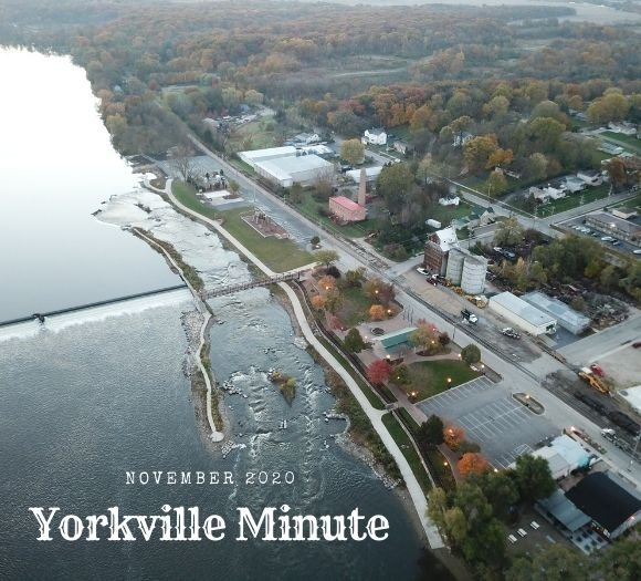 The Yorkville Minute - November 16, 2020 Edition