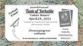 Taste of Yorkville Culture Matters, April 24th