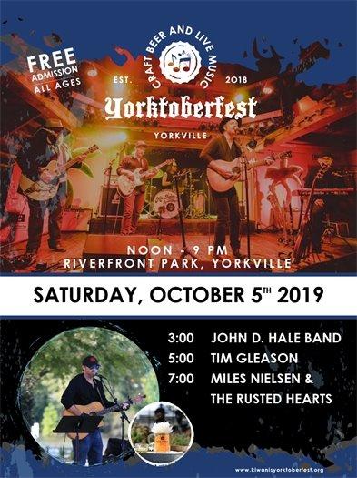 Yorktober Fest October 5th