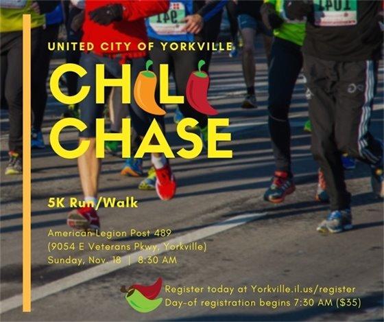 Chili Chase 5K