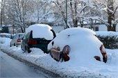 Snow Parking Information