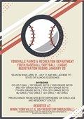 Baseball Registration