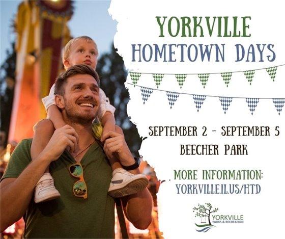 Yorkville Hometown Days