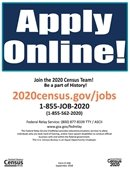 U.S. Census Bureau is hiring