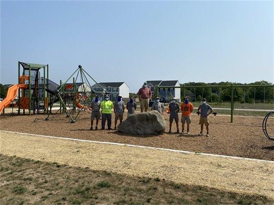 New Playgrounds