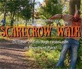 Create a Scarecrow!