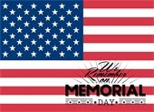 Memorial Day Service May 27th