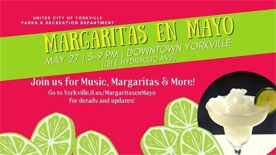 Margaritas en Mayo