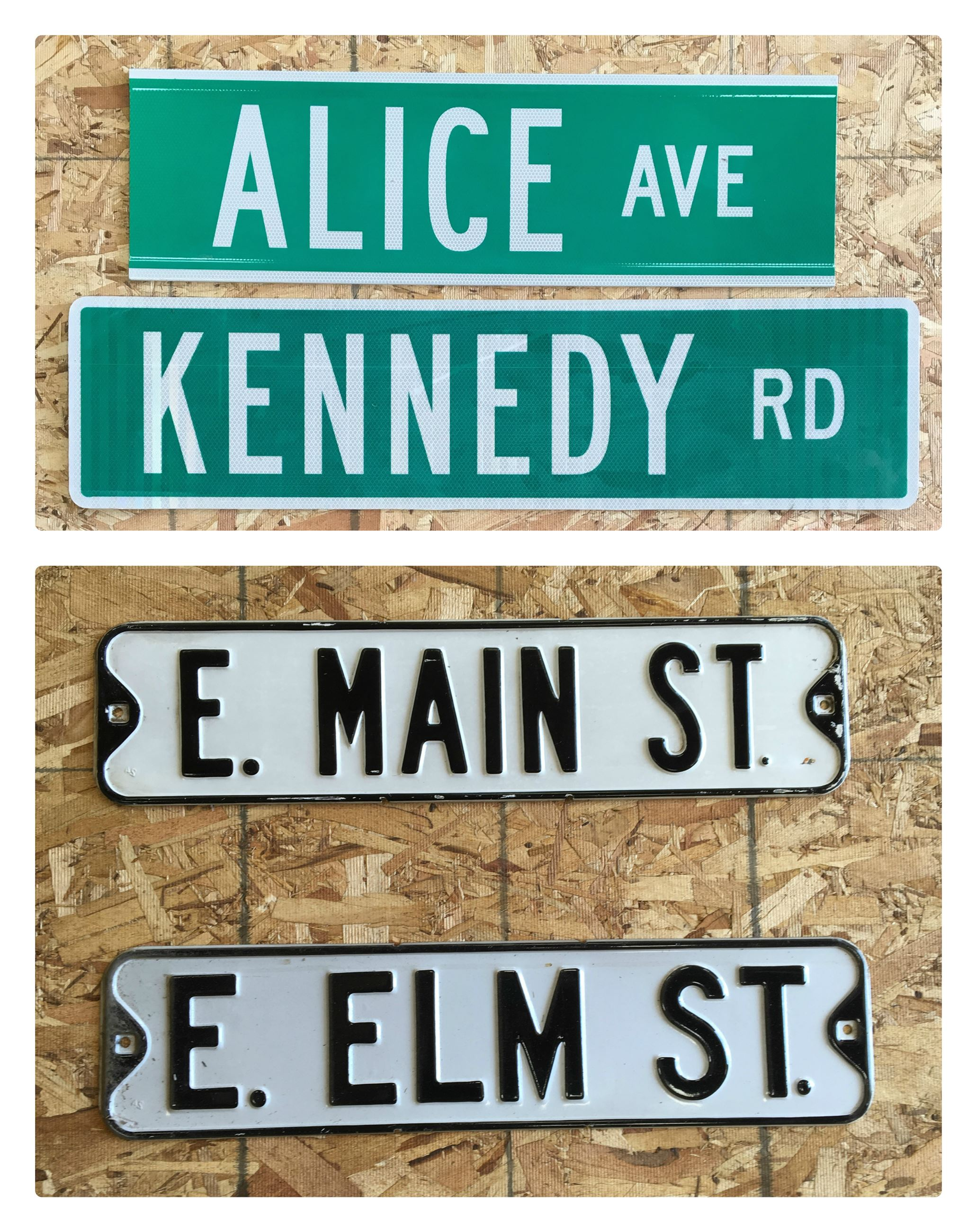 street name sign sale yorkville il official website
